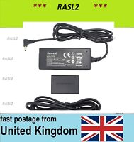 AC Power Adapter Kit For Canon ACK-E17 PS700 + DR-E17 DC Coupler EOS M3 M5 M6