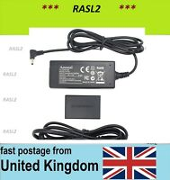 Replacement Power Adapter For Canon ACK-E17 PS700 + DR-E17 DC Coupler EOS M3 M5