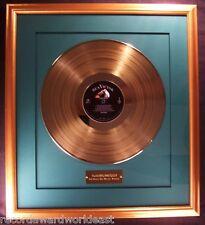 Elvis Presley 1956 Debut LP Gold Non RIAA Green Matte Record Award RCA Records