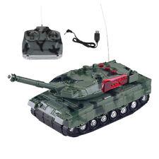 RC Ferngesteuert Militär Tank Kampf   Fahrzeug Kampfpanzer  Spielzeug