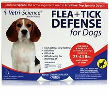 GENERIC Frontline -Vetri-Science for Dogs 23-44lbs 3 pack