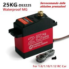 Servo Servocomando DS3225MG da 25Kg 0.13 sec/60° per 1:8 Buggy GT 1:10 RC Car