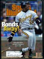 SPORTS ILLUSTRATED MAY 4 1992 BARRY BONDS