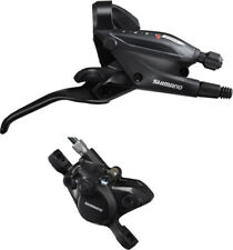 Shimano ST-EF505 Hydraulic Right Front STI Bled With BR-MT200 Calliper - 7 Speed