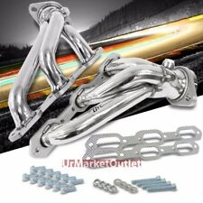 Bfc Racing Ss Exhaust Shorty Header Manifold For 300/Charger V6 3.5L Sohc At