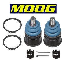 For Acura EL Integra Honda CR-V Civic Set of 2 Front Lower Ball Joint Moog K9802
