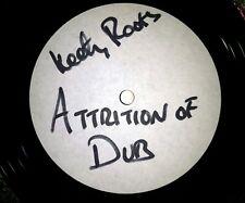 "Keety Roots - Attrition Of Dub DUBPLATE 10"" Aba-Shanti Shaka Dub"