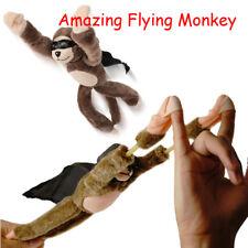 Funny Flying Flingshot Slingshot Monkey Plush Toys Screaming Surprise Kids Toy