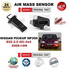 FOR NISSAN NP300 PICKUP D22 2.5 dCi 4x4 2008-> AIR MASS SENSOR 5-PIN w/o HOUSING