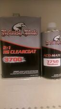 Refinish Mate High Solids 2:1 Clear w/ Activator - Automotive Grade Clear coat