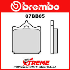07BB05RC Brembo Front Brake Pads Carbon Racing MV Agusta F4 R 312 1000