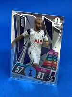 TOPPS MATCH ATTAX CHROME 2020-21 20/21 TOTTENHAM LUCAS MOURA #33