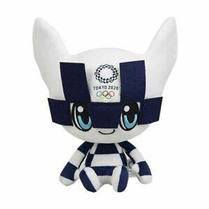 1X Tokyo Olympics Games 2020 2021 Mascot Miraitowa Stuffed Doll Anime Plush