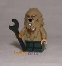Lego Breezor from set 70224 Tigers Mobile Command Legends of Chima Beaver loc141