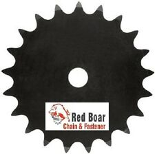 """35A24-1/2"""" Bore A Plate 24 Tooth Sprocket for #35 Roller Chain"""
