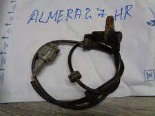Nissan Almera Tino 2,2 ABS Sensor hinten rechts (27)