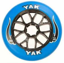 110mm Inline Skate or Scooter Wheel with Bearings , rollerblade , pro scooters