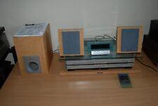 Pioneer XC-L7 Ricevitore Hifi Sistema CD + REGISTRATORE A CASSETTE + TELECOMANDO + MANUALE