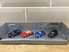 Welly premium collection. Audi , Mercedes, Porsche,Mini