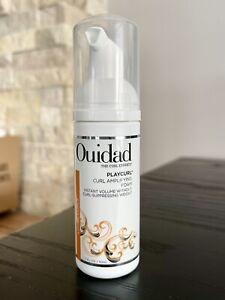 Ouidad PlayCurl Amplifying Foam 1.7oz - BRAND NEW - Free Shipping