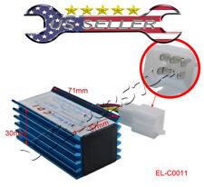 5 PIN RACE NO REV HYPER CDI BOX XR50 CRF50 SDG 107 110 125 BIKE BLUE