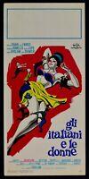 Plakat Gli Italienisch E Frauen Girolami Klare Wolf Van L35