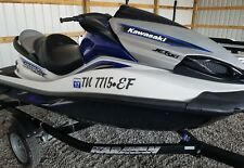 Kawasaki Jet Ski 2013 Like New JT1500KDF