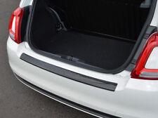 Fibra Di Carbonio Paraurti Davanzale Protettore Copertura Trim per adattarsi FIAT 500 (2007+)