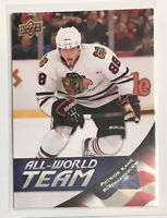 PATRICK KANE!!  2011-12 Upper Deck Patrick Kane All World Team INSERT!! #AW23