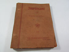 Vintage Collection B.F. STURTEVANT Company Catalogs & Bulletins Industrial Fans