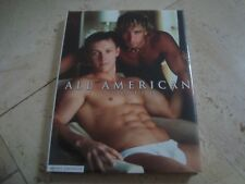 CORBIN FISHER All American Photobook nude male gay XL HARDCOVER BOOK LucasDawson