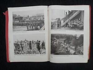 "5737 WW1  ORIGINAL GERMAN   "" BELGIUM 1915 in PICTURES and Words""  circa 1915"