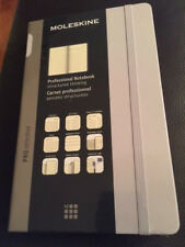 NEW Moleskine LIGHT GREY Hard Professional Notebook Large STRUCTURED THINKING