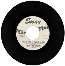"""TEDDY & THE TWILIGHTS  """"YOU GOTTA BE ALONE TO CRY""""  DEMO  NORTHERN SOUL"""