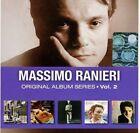 Massimo Ranieri: original album series Volume 2° - box 5 CD