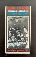 1970-71 Topps Basketball NBA Championship Series Game #4 - Jerry West - 171