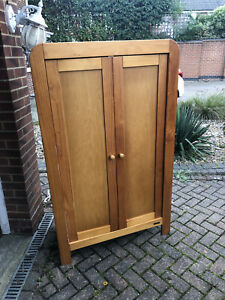 Mamas And Papas Nursery Wardrobe And Chest Of Drawers