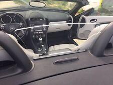 Alta calidad acrílico deflector de viento para un Mercedes SLK r171