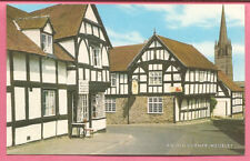 The Old Corner, Weobley, Herefordshire postcard. J. Salmon.