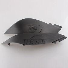 L&R Gas Tank Side Cover Panel Fairing Trim For Kawasaki ZX6 ZX6R 636 2007 2008