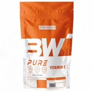 Vitamin C Powder 100% Pure Pharmaceutical Grade Ascorbic Acid (500g) Vegan Keto