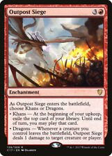 MTG Magic - (R) Commander 2017 - Outpost Siege - NM/M