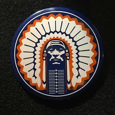 University of Illinois Chief Illiniwek Rare Vintage Button/Pin - Fighting Ilini