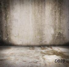 Hintergründe Fotostudio Hintergrundstoff Hintergrund Zement Mauer 3.0X3.0M