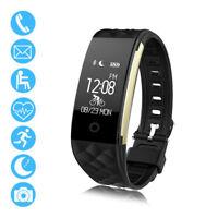 S2 Waterproof Heart Rate GPS Smart Bracelet Smart watch Sport Fitness orologio T