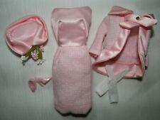Barbie Repro / Reproduction Fashion Luncheon Ensemble Unboxed ~ Free U.S Ship