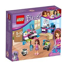 LEGO ® Friends 41307 Olivias inventore laboratorio NUOVO OVP _ Olivia's Creative Lab NEW NRFB