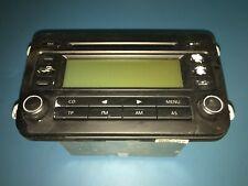 2004-09 VOLKSWAGEN GOLF CD PLAYER RADIO STEREO 1K0035186G