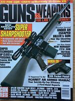 Guns And Weapons For Law Enforcement May 1998, New Armalite AR10T