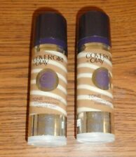 Lot Of 2 Covergirl+Olay Tone Rehab Foundation 165 Tawny 1.0fl oz Each